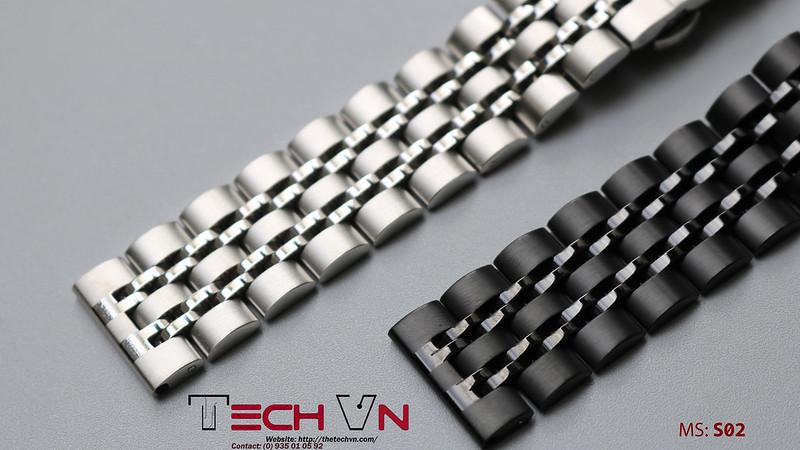 Dây thép 22mm - đồng hồ thông minh MS-S02 03