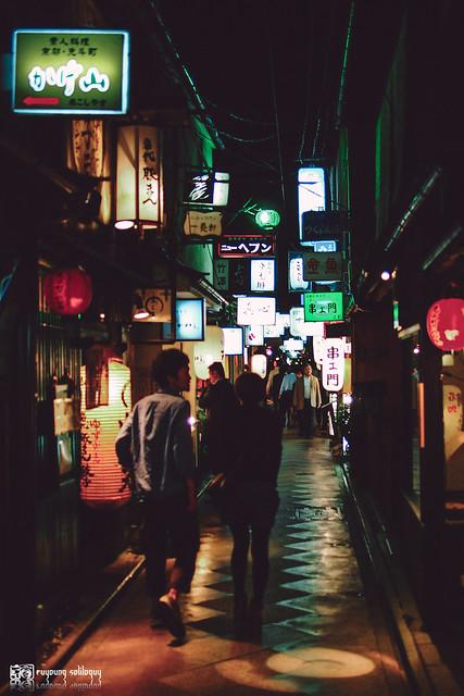 十年,京都四季 | 卷一 | 啟程 | 20