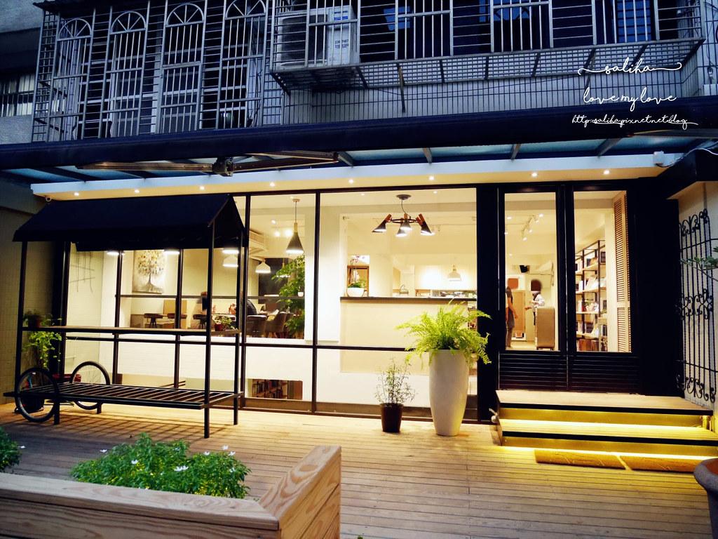 台北藝文餐廳推薦藝集生活西餐排餐下午茶風味料理 (44)