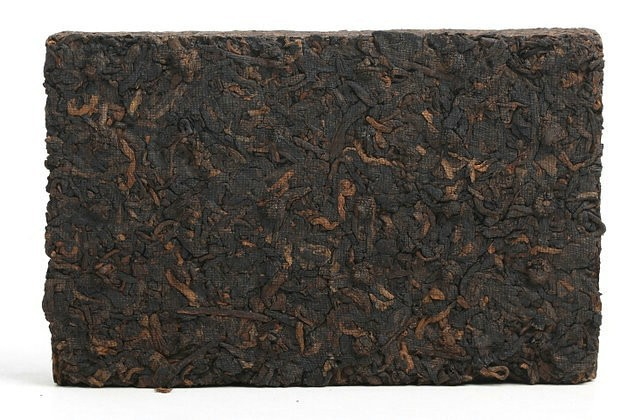 Free Shipping 2008 MengKu MuYeChun Zhuan Brick 250g YunNan MengHai Organic Pu'er Ripe Tea Cooked Shou Cha Weight Loss Slim Beauty