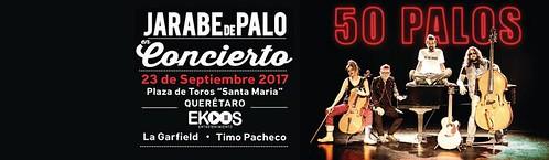 Jarabe de Palo en concierto