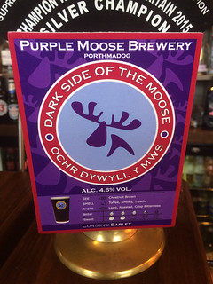 Purple Moose, Dark Side Of The Moose / Ochr Dywyll Y Mws, Wales