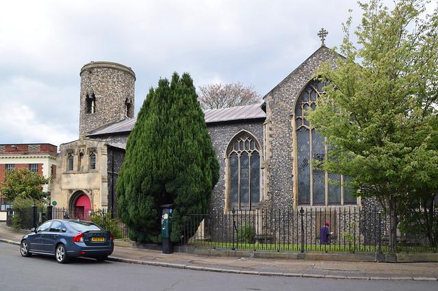 St Mary Coslany