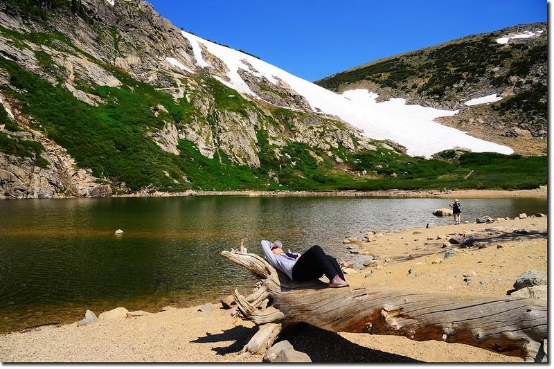 Saint Mary's Lake (14)