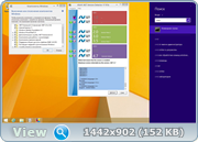 Скачать Windows 8.1 Pro 18797 x86-x64 RU-RU PIP-LIM PC 2x1 Русская