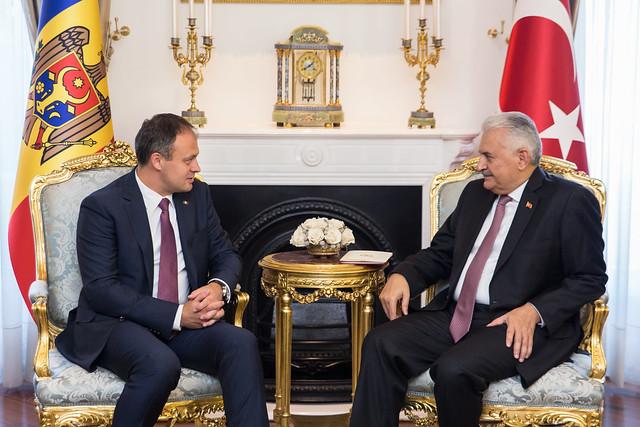vizita oficială Turcia. Președintele Marii Adunări Naționale a Republicii Turcia13/09/2017