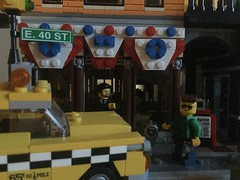 Travis Brickle Taxi Driver