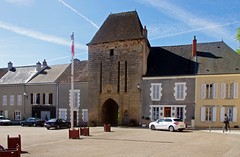 Sainte-Sévère-sur-Indre (Indre) - Photo of Saint-Priest-la-Marche