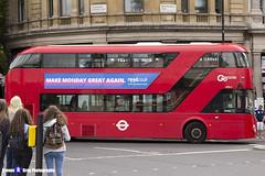Wrightbus NRM NBFL - LTZ 1311 - LT311 - Go Ahead London - London 2017 - Steven Gray -