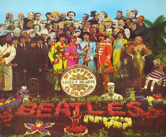 BEATLES SGT PEPPER'S LONELY HEARTS CLUB BAND HORZU