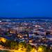 Cagliari Blue Panorama by Rawby