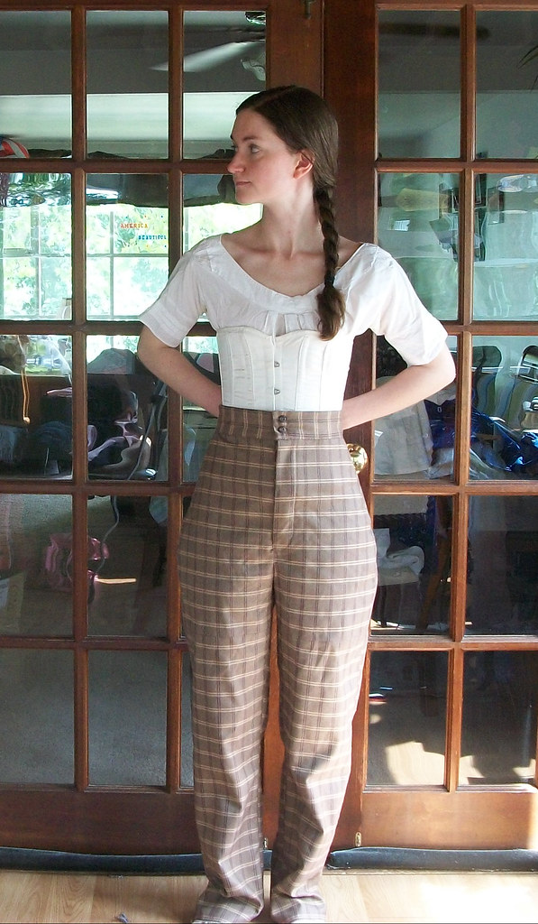 1860s trousers