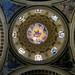 pantocrator ceiling dome por ikarusmedia