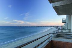 Revere Beach Evening View
