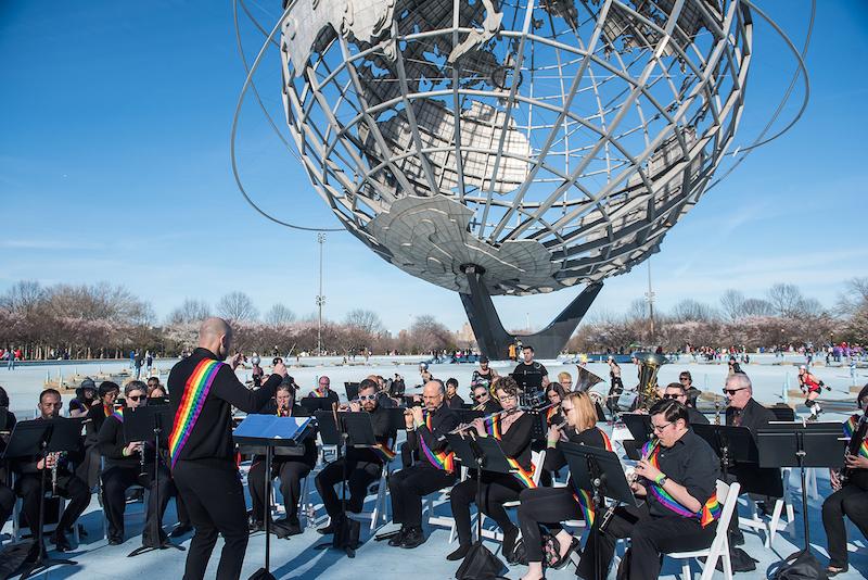 Lesbian & Gay Big Apple Corps Symphonic Band