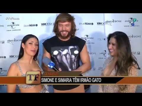 """Simone, da dupla com Simaria, fala de dificuldade em emagrecer: """"Satanás inventou dieta!"""""""