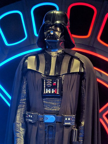 Vader ESB Costume Closeup