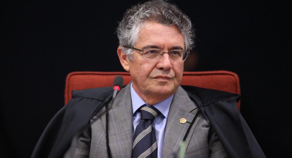 Nomeação de esposa de prefeito como secretária é nepotismo, diz STF, Ministro Marco Aurélio - Foto - STF