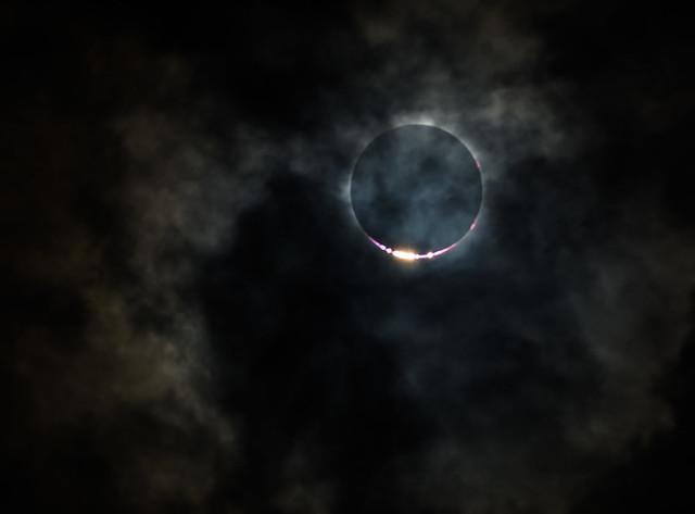 2017 Total Solar Eclipse, Nikon D7100, AF-S Nikkor 300mm f/4D IF-ED