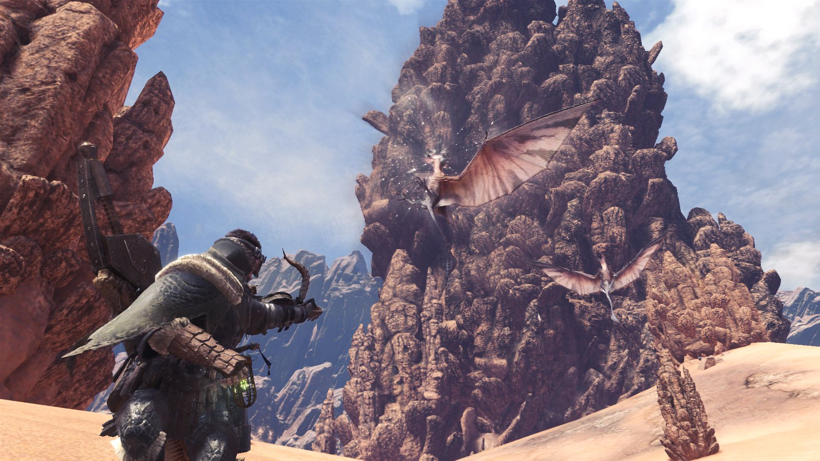 how to get back to research camp monster hunter