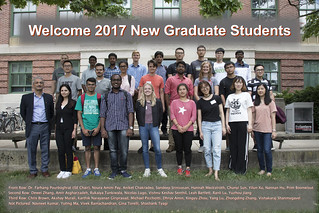 2017 ISE Graduate Student Orientation and Luncheon