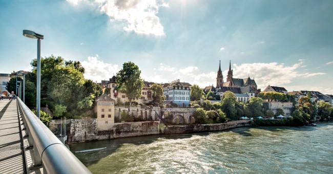Basilej - hlavní město švýcarské kultury