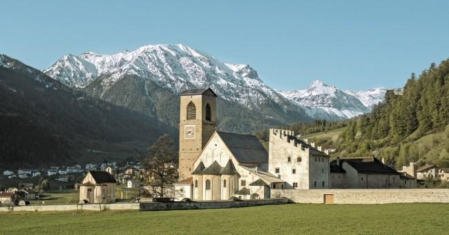 Benediktinerinnenkloster St. Johann, Val Müstair