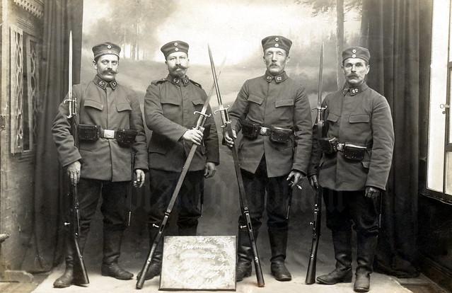 """""""Erinnerungen an das Kriegsjahr 1914"""""""