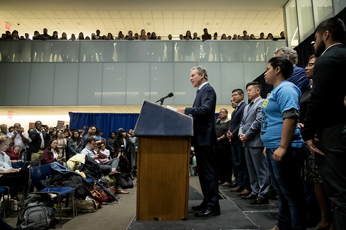 A.G. Schneiderman Files Lawsuit To Protect Dreamers And Preserve DACA