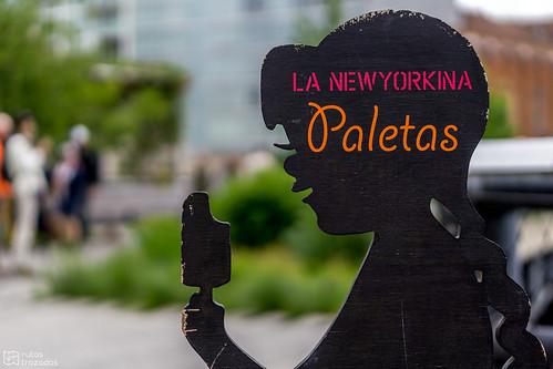 Paletas La Newyorkina