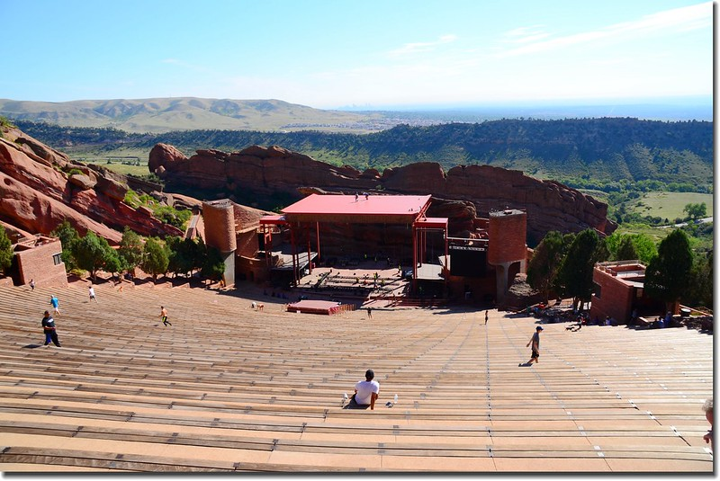 Amphitheater, Red Rocks Park (1)