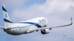 4X-EKI Sun d'Or International Airlines Boeing 737-800