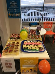 Cupcake Day for the RSPCA 2017