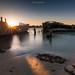 Lever du soleil dans la Ria d'Etel by filynicolas