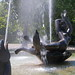 """Venus Rising"" Sculture, Showalter Fountain, Indiana University - Bloomington, Indiana"