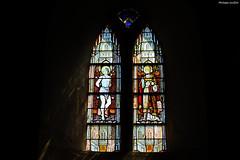 Saint Sébastien et saint Corneille - Photo of Guéhébert