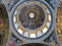 Cupola in Santa Maria Maggiore
