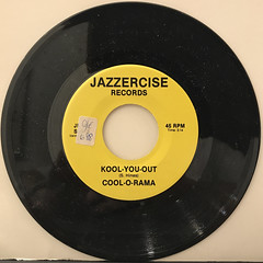 CCOL-O-RAMA:KOOL-YOU-OUT(RECORD SIDE-A)