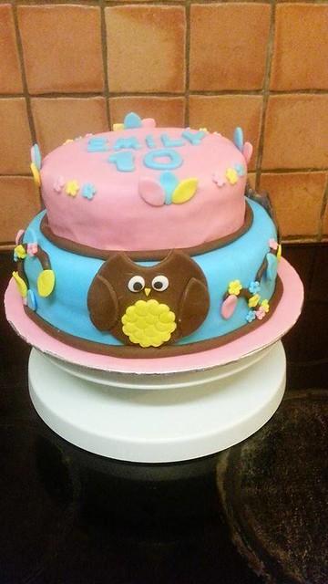 Cake by Jody's Cakes