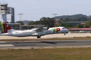 ATR 72-600 TAP Express
