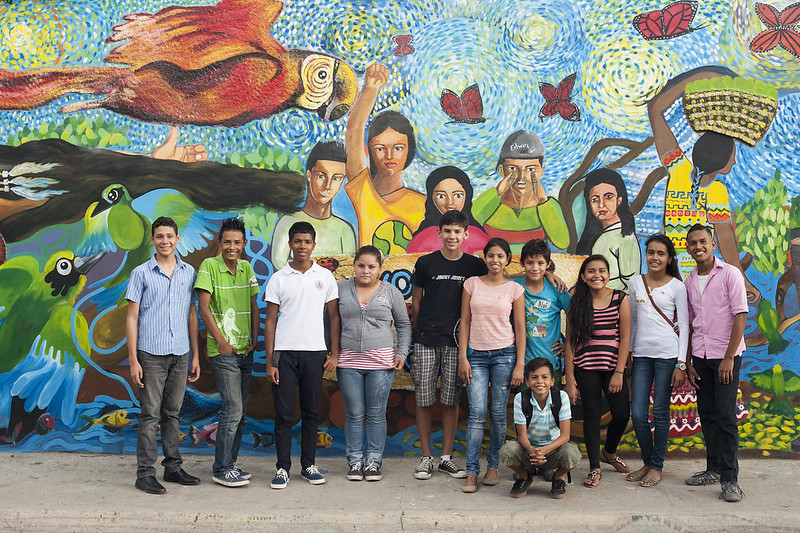 Sternsingerprojekte in Nicaragua