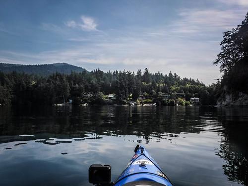 Kayaking Bellingham Bay-72