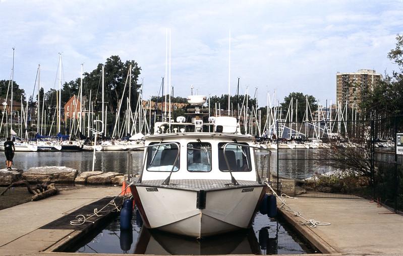 TOWARF Boat