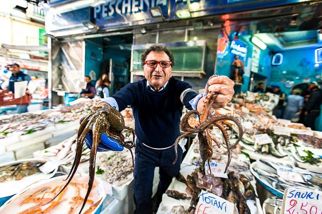 Mercato rionale che passione! I migliori in Italia.