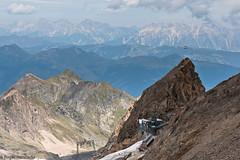 Top Kitzsteinhorn Cable Car Station