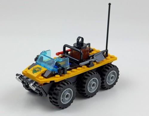 LEGO City Jungle 60161 Jungle Exploration Site 46