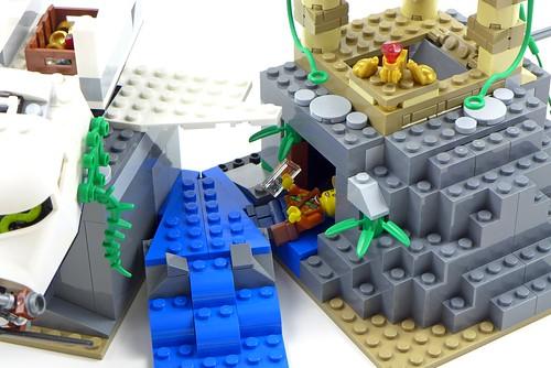 LEGO City Jungle 60161 Jungle Exploration Site 85