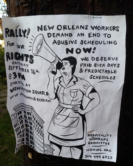 New Orleans Workers
