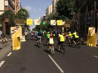 Guaguas en la Semana Europea de la Movilidad 2017