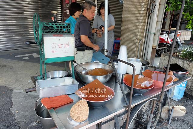 台南美食愛玉冰